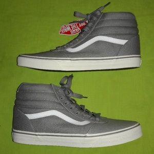 Gray Vans Sneakers